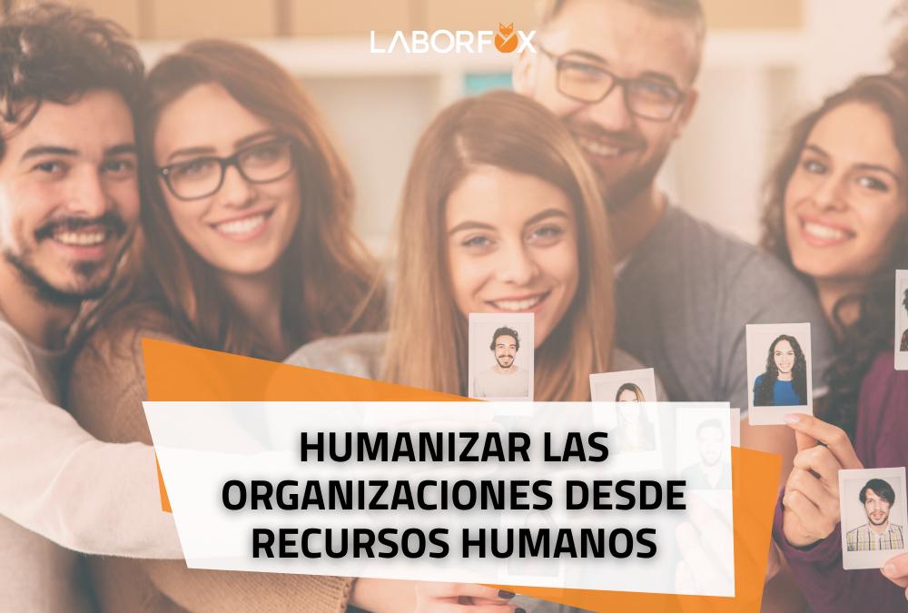 ¿Unos Recursos Humanos más humanos?